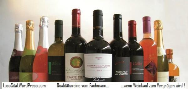 wenn Weinkauf zum Vegnügen wird
